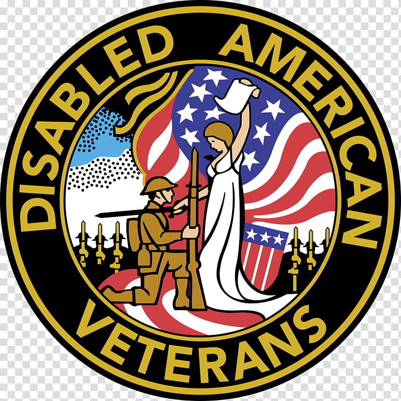 Veterans Day United States, Logo, Disabled American Veterans.