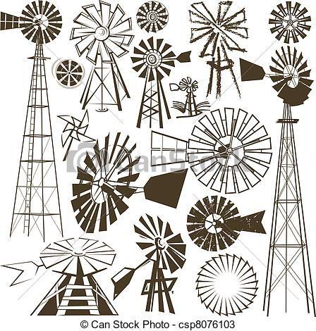 Windmill Clipart and Stock Illustrations. 9,813 Windmill.