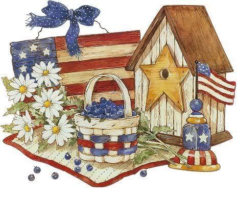 Americana clipart #11