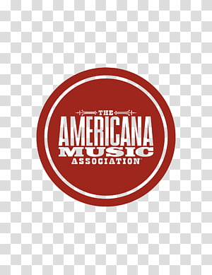 Americana Music Association transparent background PNG.