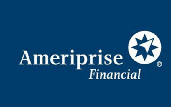 Ameriprise Financial Logo.