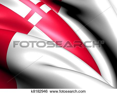 Stock Illustration of Flag of Amersfoort k8182946.