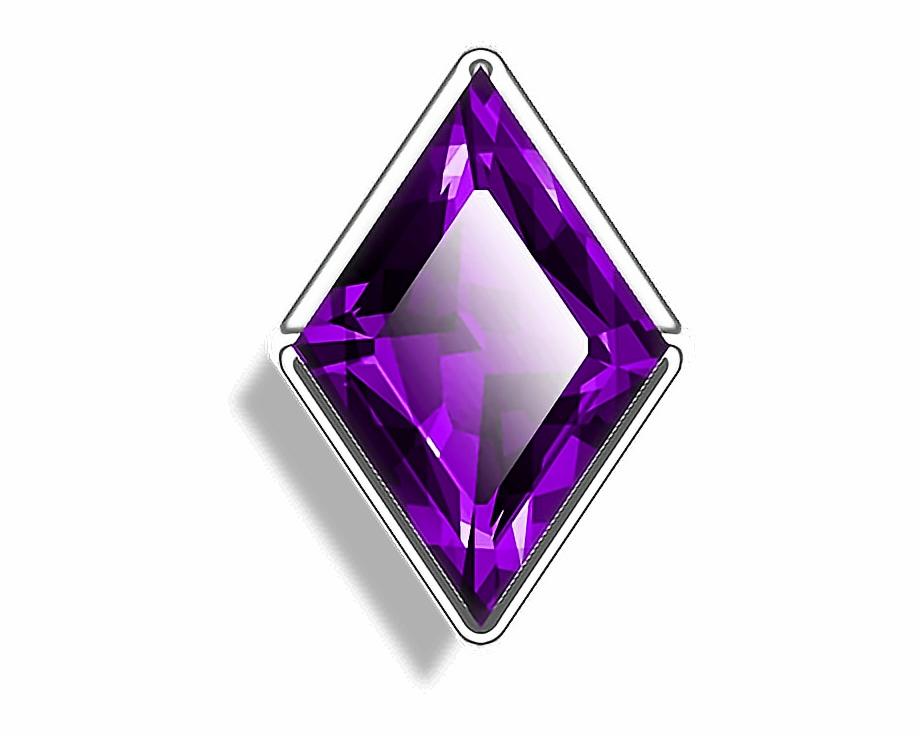 Purple Crystal Gem Stone Jewel Amethyst.