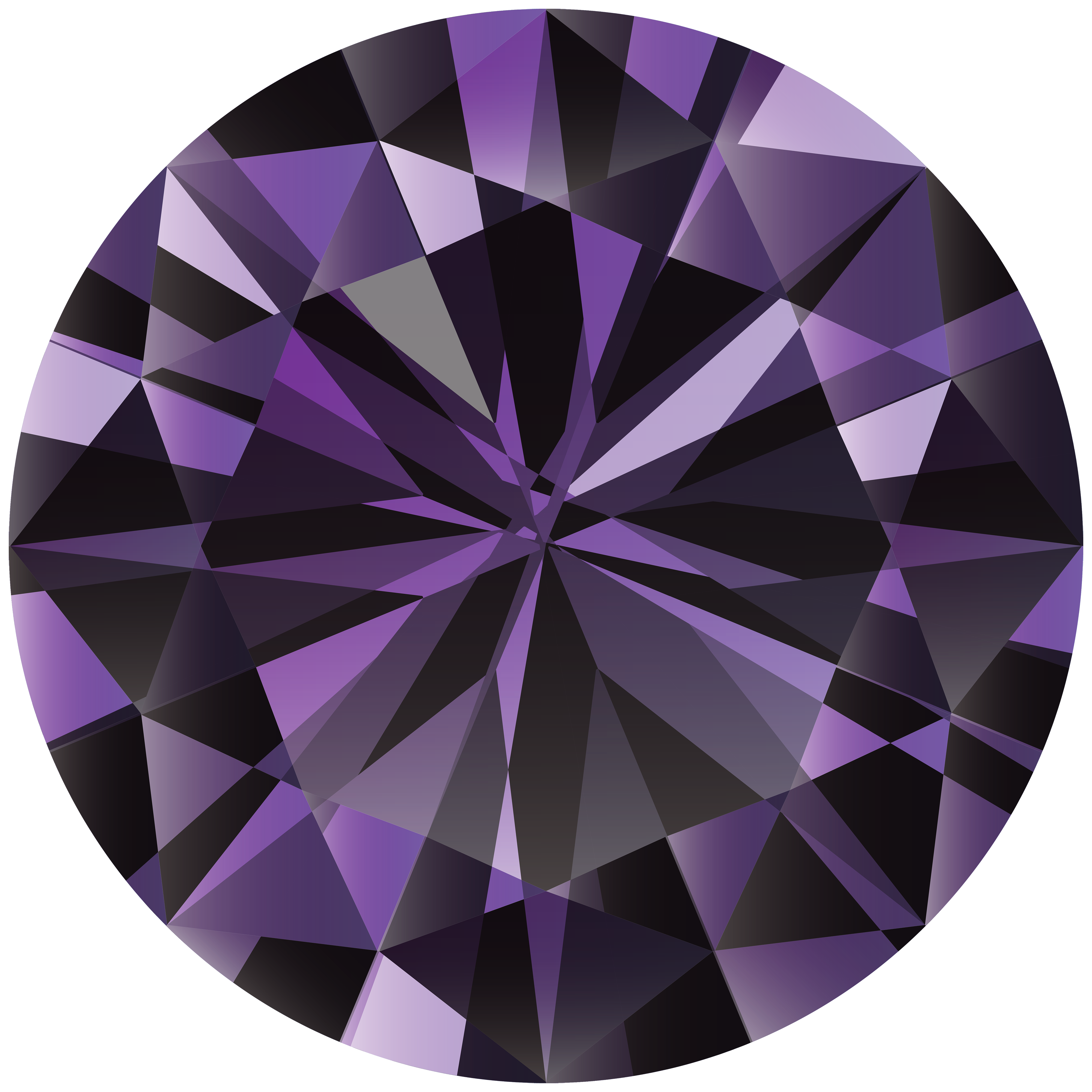 Amethyst PNG Clipart.