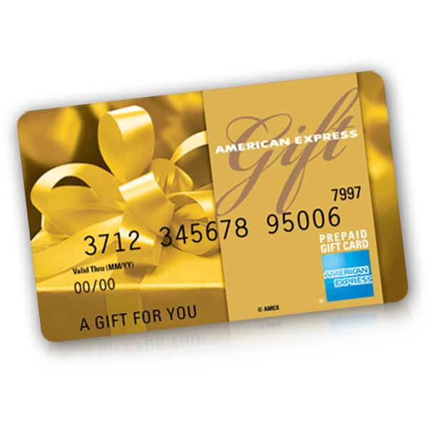 $1,000 Amex Gift Card.