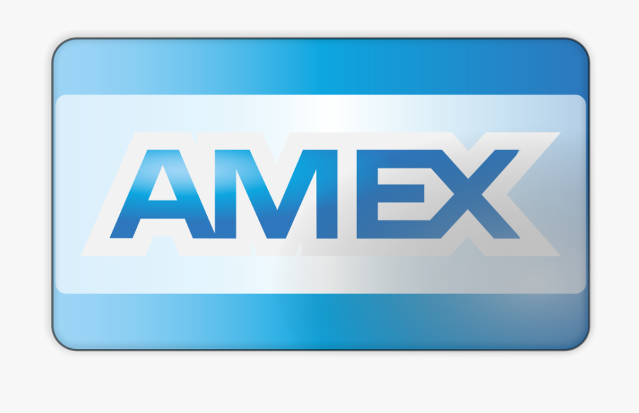 Credit Card Clipart American Express.