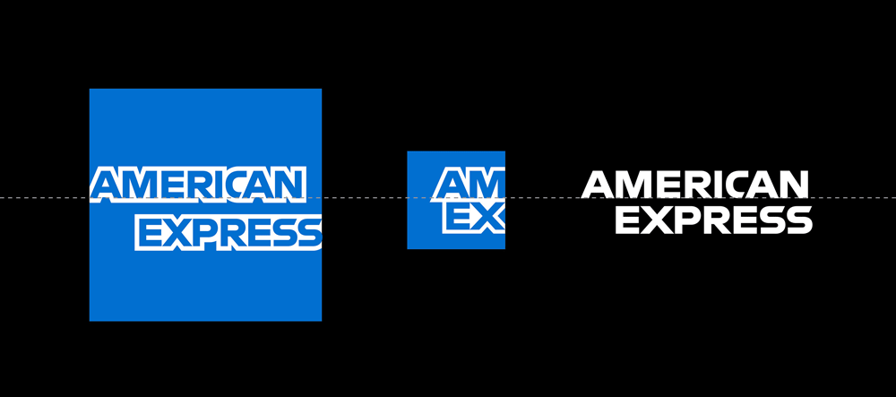 Brand New: New Logo and Identity for American Express by Pentagram.