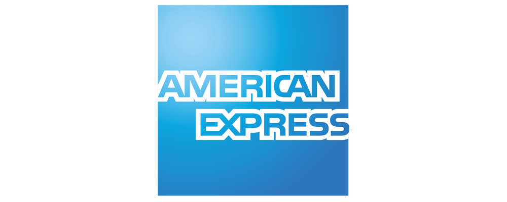 Meaning American Express logo and symbol.