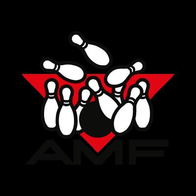 AMF Bowling vector logo.
