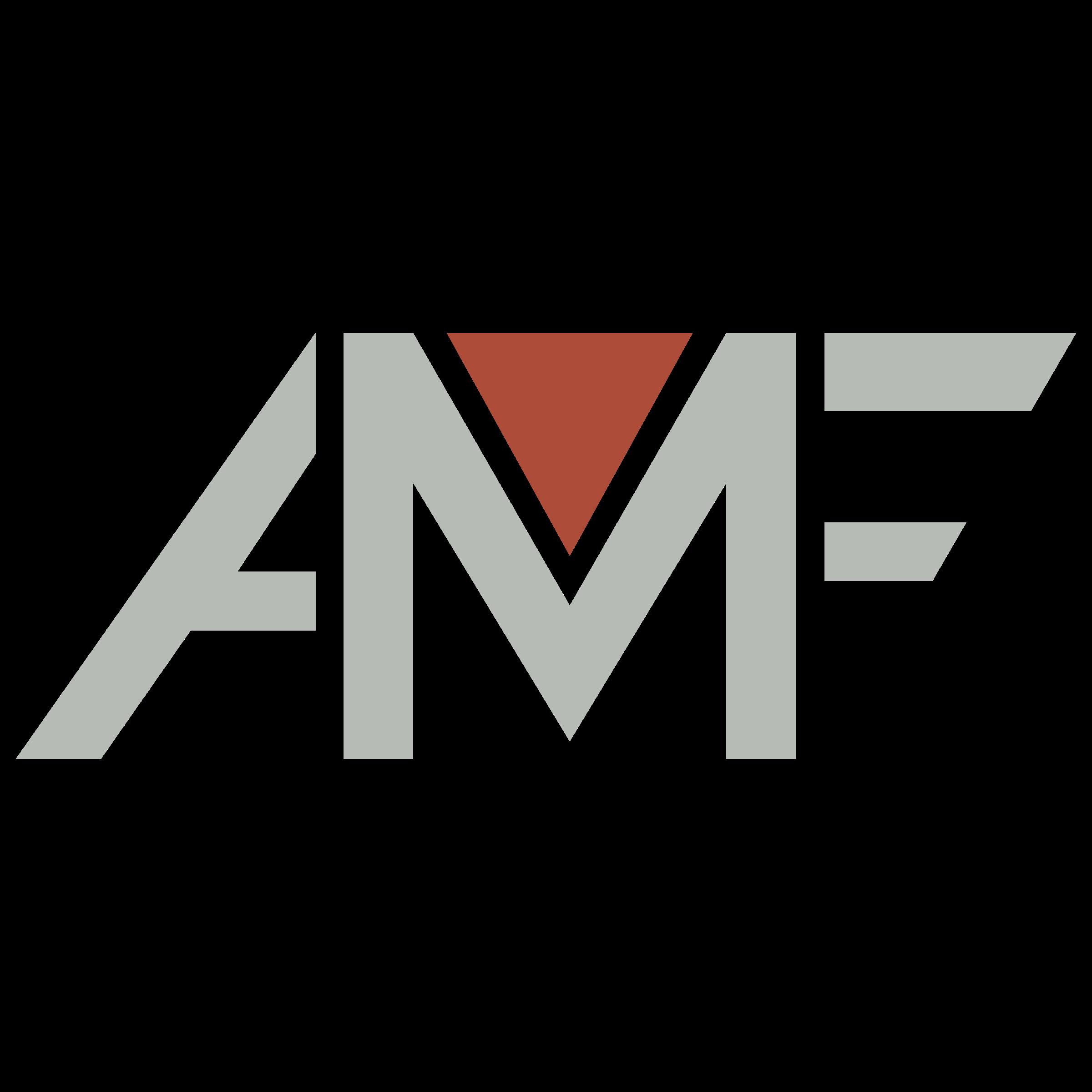 AMF Logo PNG Transparent & SVG Vector.