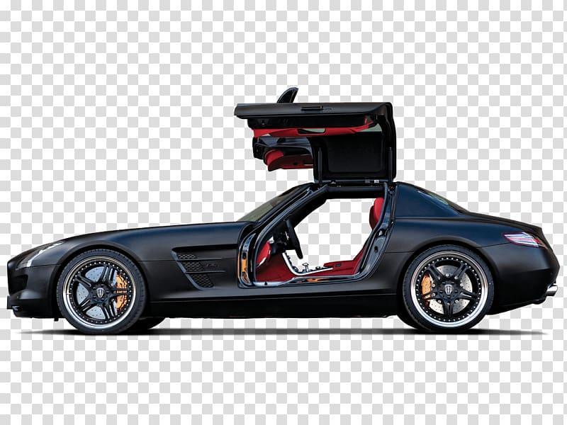 Black Mercedes.