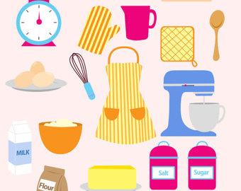 Baking equipment.