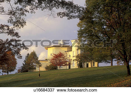 Picture of college, Amherst, MA, Massachusetts, Octagon on Amherst.