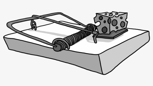 Transparent Mouse Trap Png.
