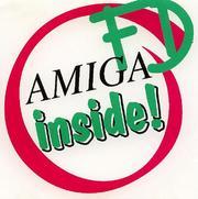 Commodore Amiga Compatible CD.