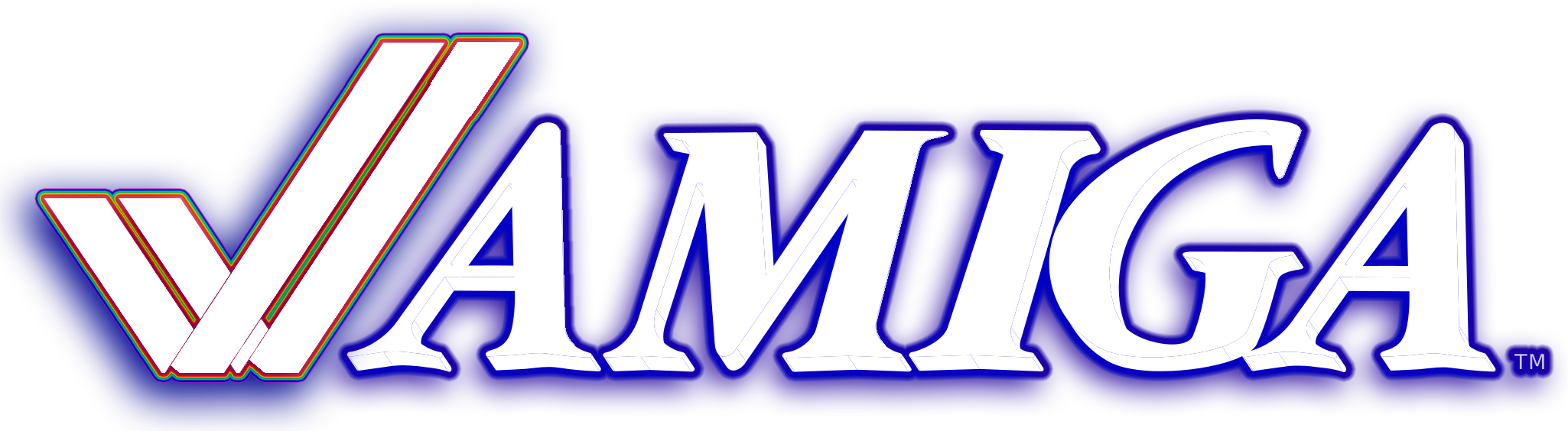 Neon Platorm Clear Logos.