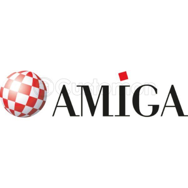 Amiga Logo Kids Tank Top.