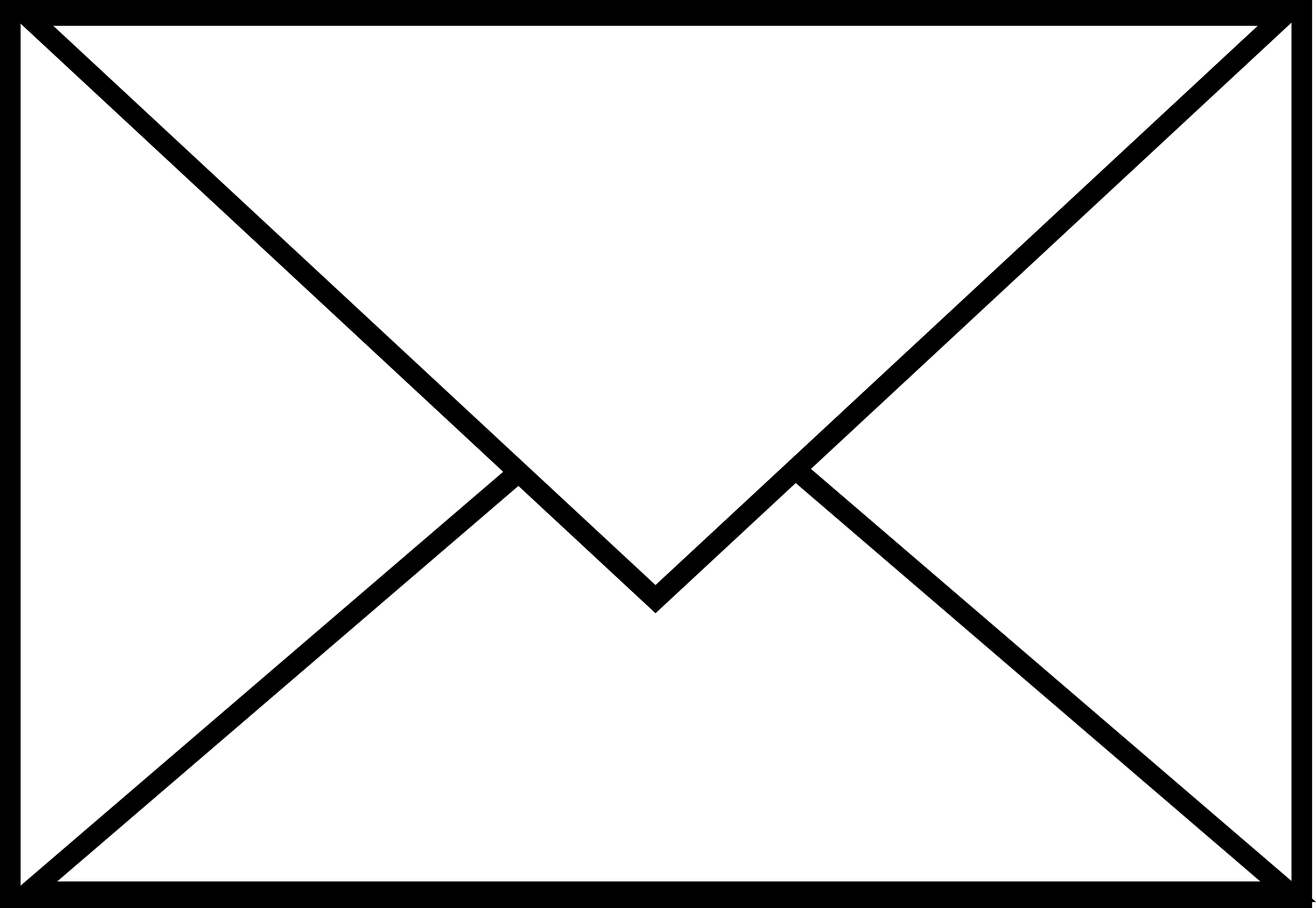 Email Clipart White.