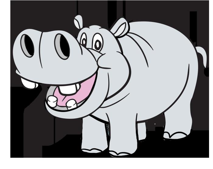 Hippopotamus Clip Art & Images.