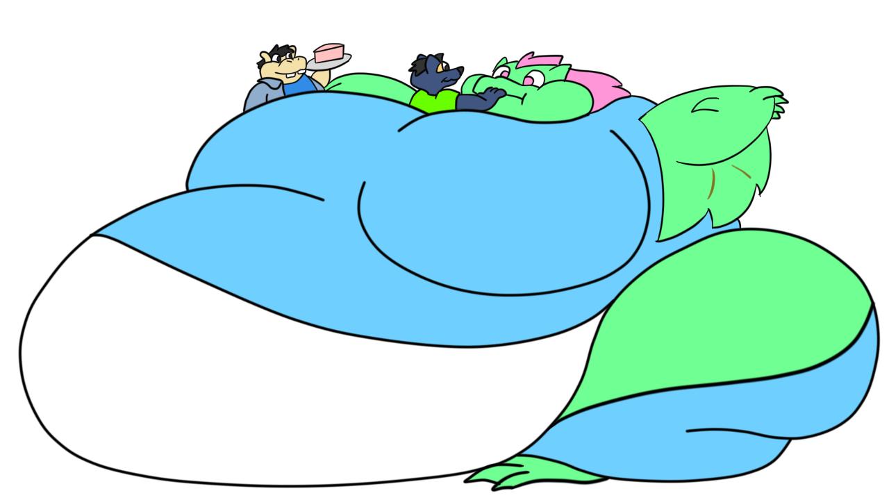 Big Fat Amira — Weasyl.