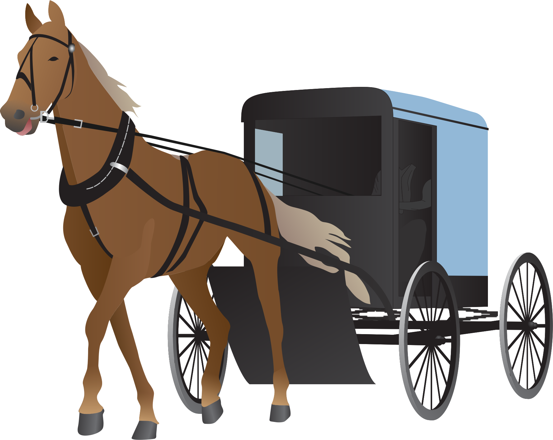 Image result for pennsylvania amish clipart