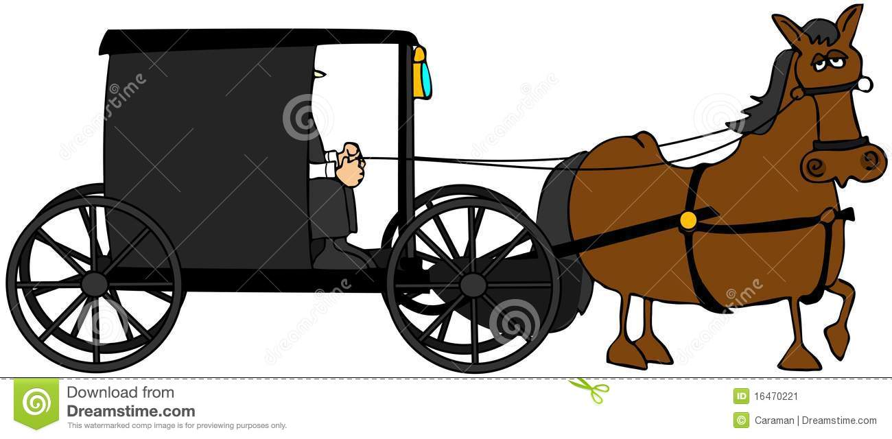 Amish Stock Illustrations.