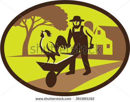 Amish Farm Stock Vectors & Vector Clip Art.