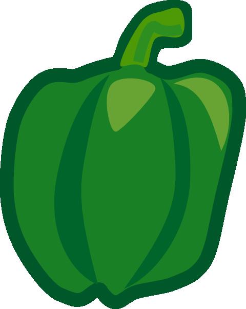 Clip Art Cartoon Vegetables Clipart.