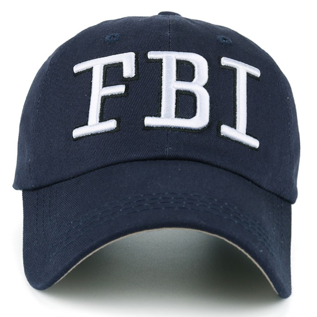 Details about FBI Hat Women Official.