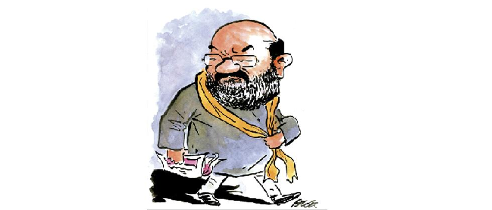 What makes Amit Shah the 2nd most powerful person in India?.