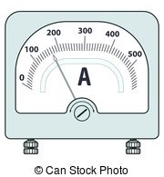 Ammeter Vector Clip Art Illustrations. 163 Ammeter clipart EPS.