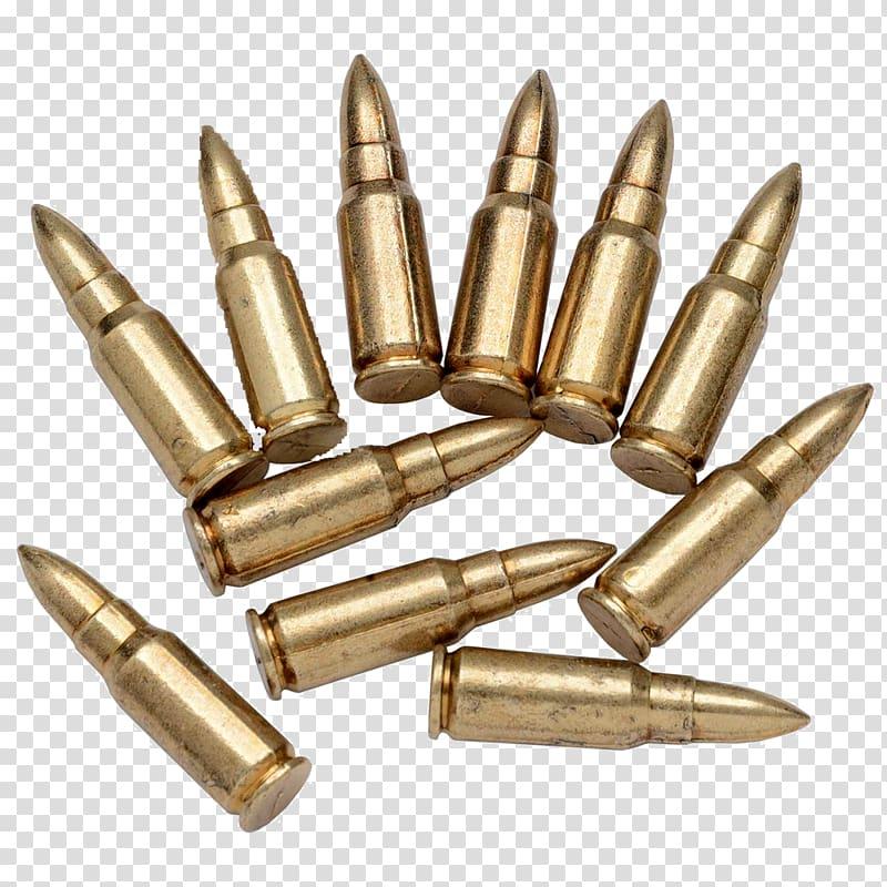 Brass bullets, Bullet StG 44 Assault rifle AK.