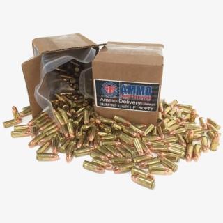 Bullet Clipart Ammo Box.