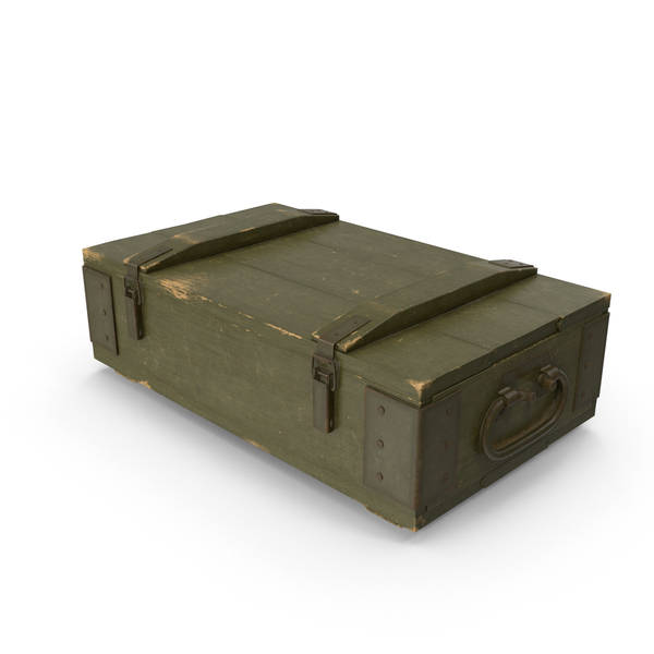 Ammo Crate PNG Images & PSDs for Download.