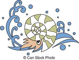 Ammonite Clip Art and Stock Illustrations. 159 Ammonite EPS.