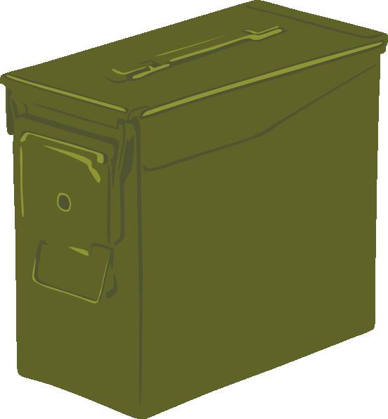 Ammo Clipart.