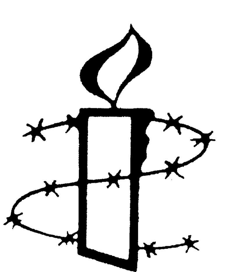 BARBED WIRE COILED AROUND CANDLE By Amnesty International Limited.