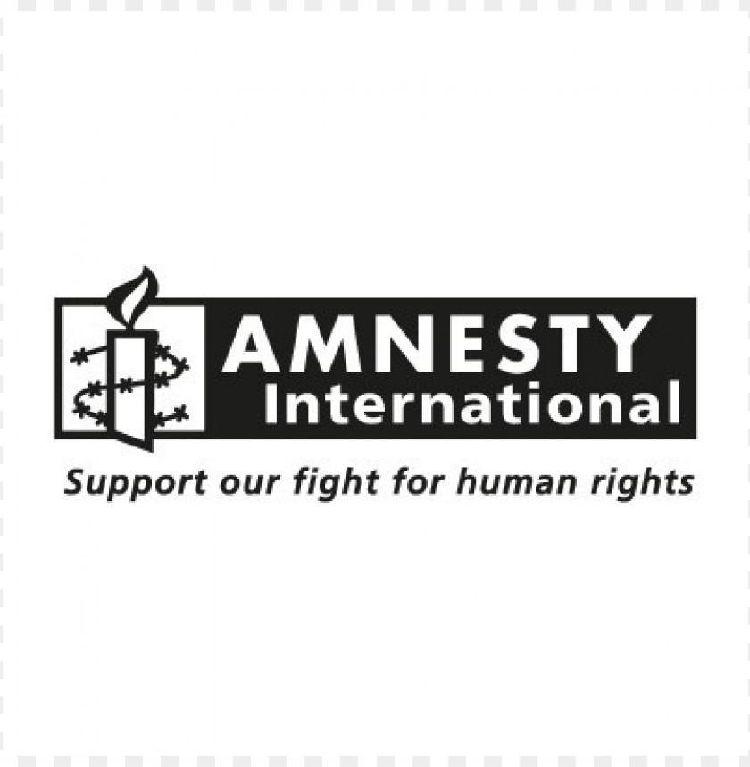 amnesty international logo vector.