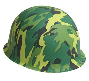 Army Themed Plastic Party Hats in 2019.