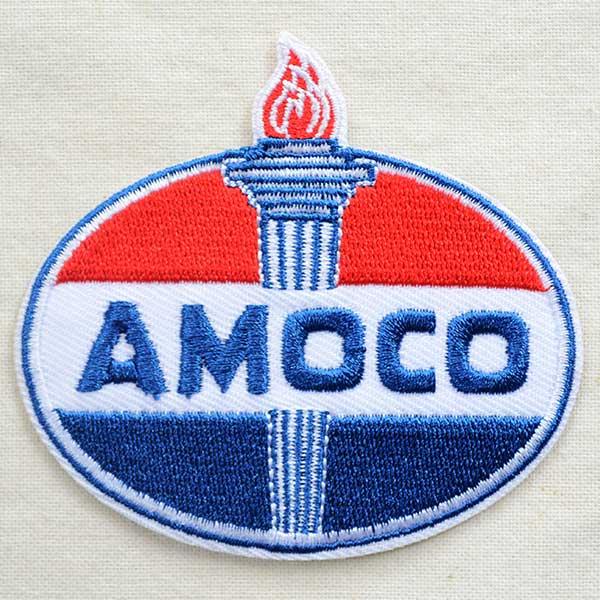 Logo emblem Amoco oil /AMOCO EMBLEM LGW.