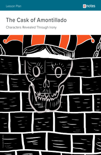 The Cask of Amontillado Literary Devices Lesson Plan.