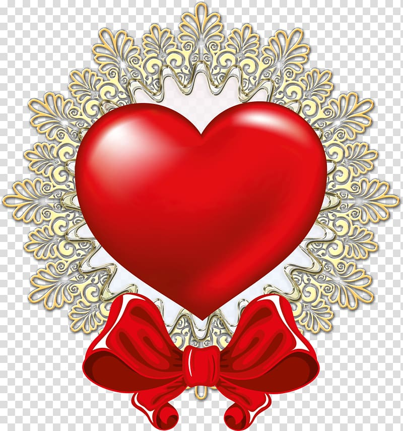 Valentine\\\'s Day Happiness Heart Love , amor transparent.