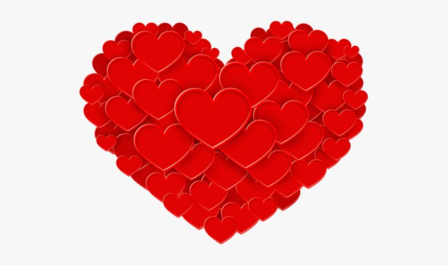 red #coracao #heart #amor #love #coraçoes.