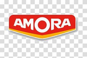 Amora logo, Amora Logo transparent background PNG clipart.
