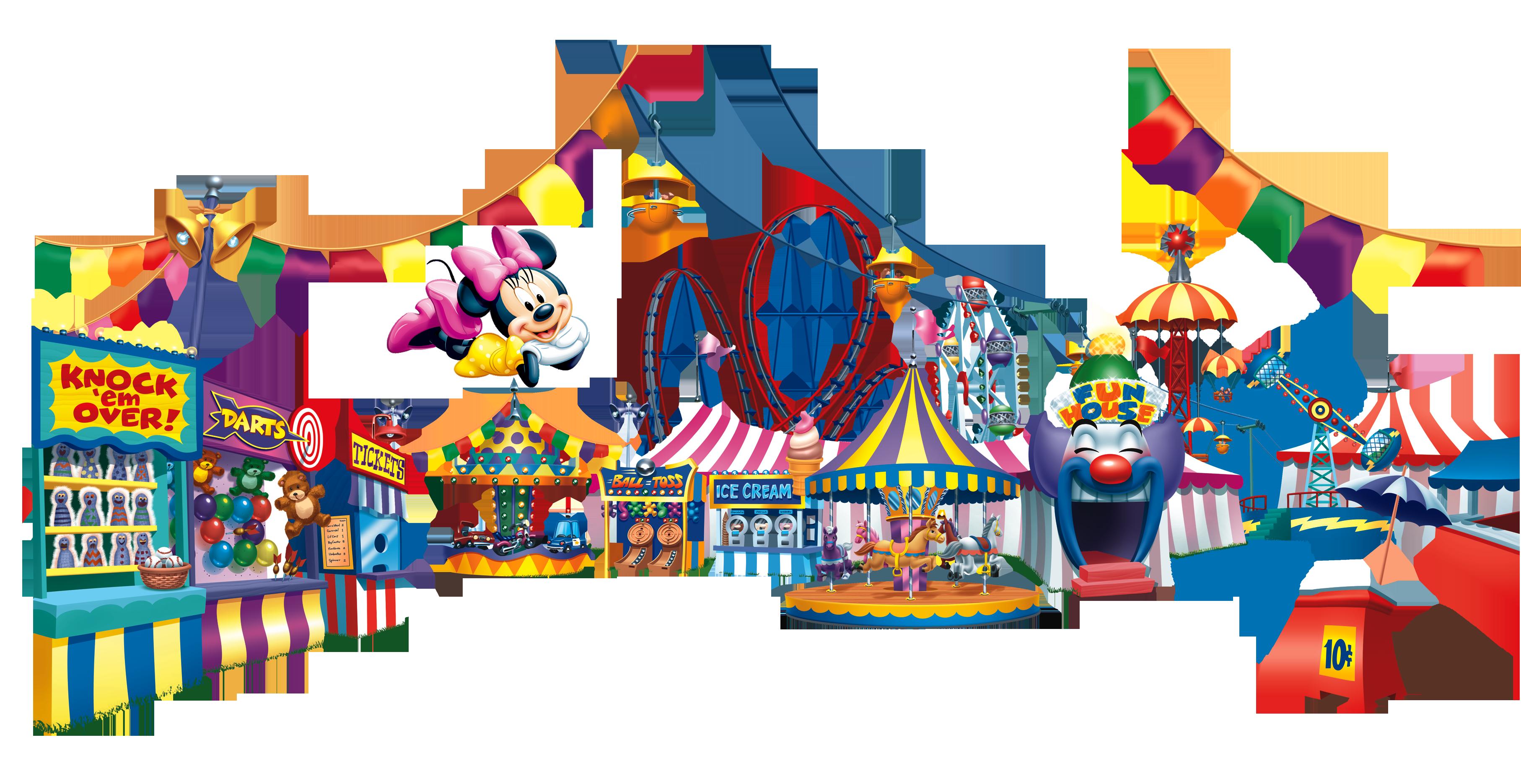 Amusement Park Clipart at GetDrawings.com.