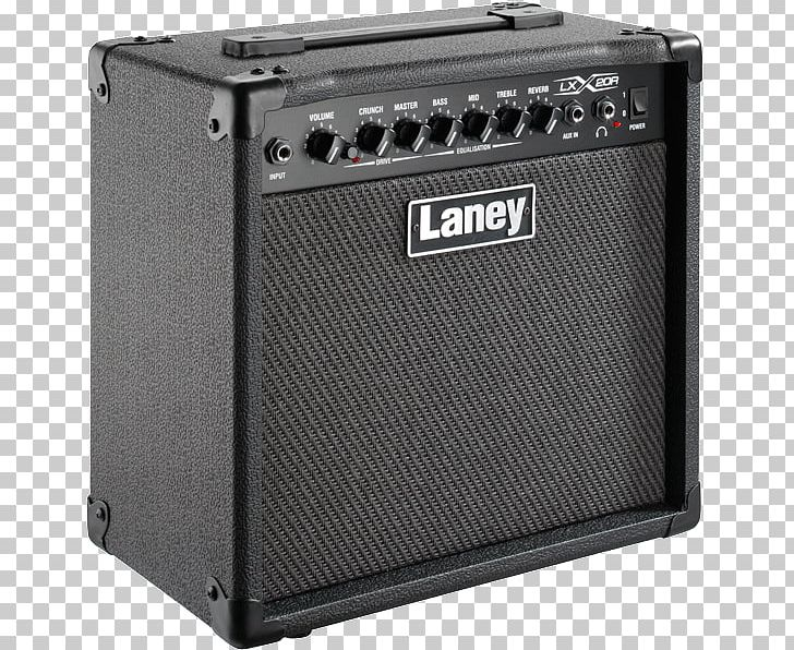 Guitar Amplifier Laney Amplification Electric Guitar PNG.