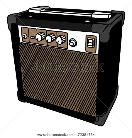 Amplifier cliparts.