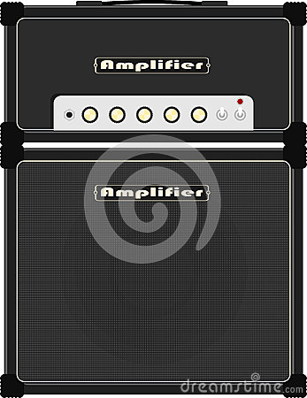 Bass amp clipart.