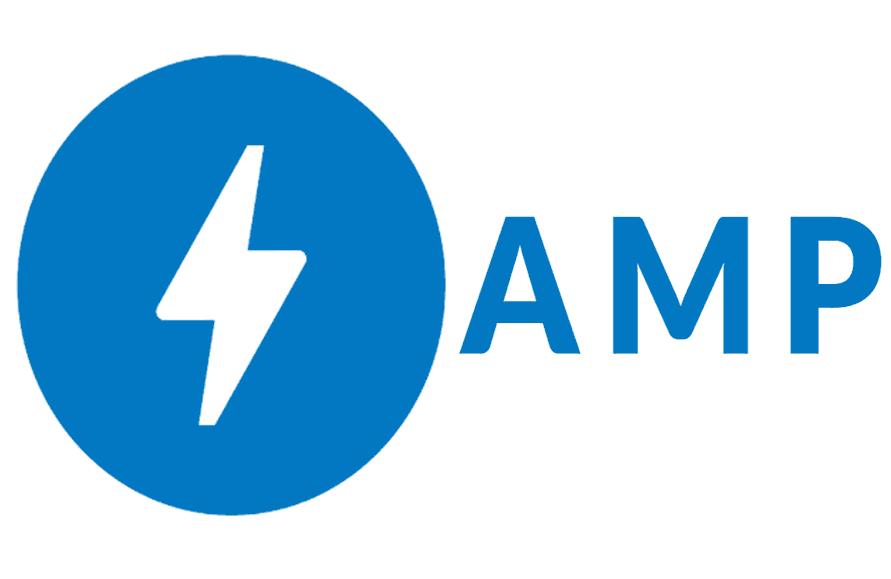 AMP HTML webpage, AMP language, AMP websites.