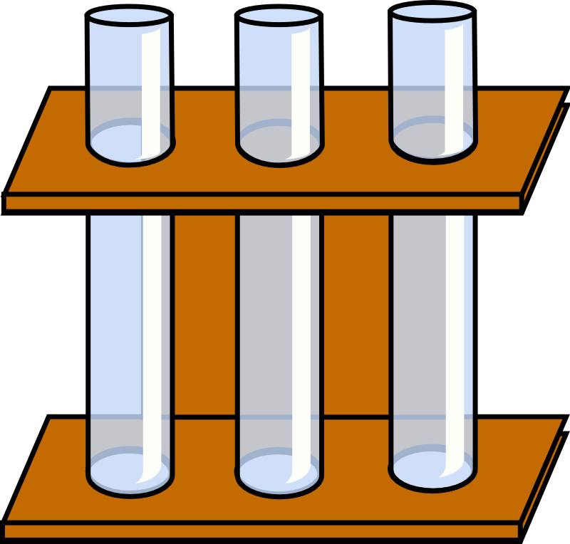 Free To Use Amp Public Domain Test Tubes Clip Art.